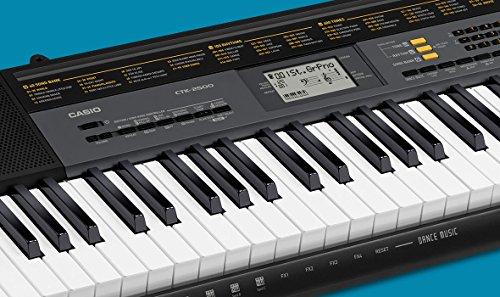 Casio-CTK-2500-61-Key-Piano-Black