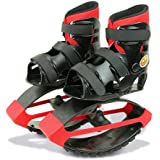 Air Kicks Anti-Gravity Running Boots, Large (S-3) for 121-199 Lbs.