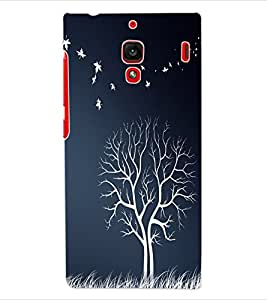 ColourCraft Printed Design Back Case Cover for XIAOMI REDMI 1S