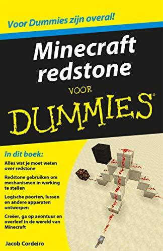 Minecraft redstone voor Dummies (Dutch Edition)