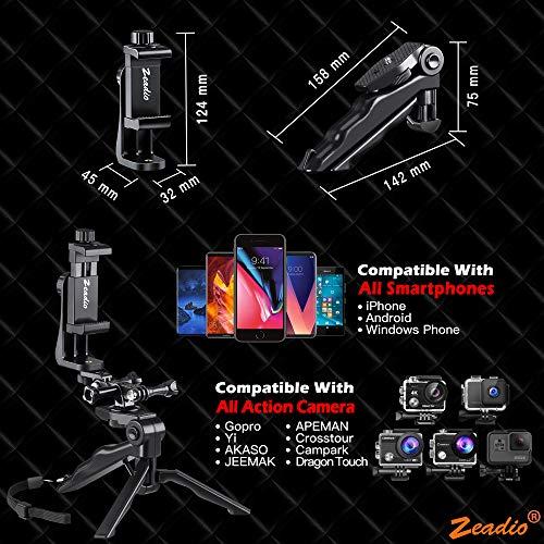 Zoom IMG-2 zeadio ergonomico portatile grip stabilizzatore