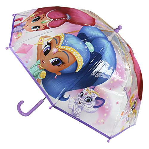 Paraguas Burbuja, 45 Cm, Morado