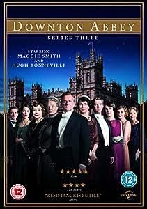 Downton Abbey - Series 3 [DVD] [2012] [3-Disc Set]