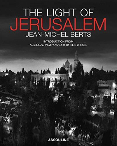 THE LIGHT OF JERUSALEM ( titre en anglais)