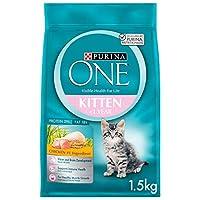 طعام للقطط الصغيرة بالدجاج من بورينا ون 1.5 كغم (العبوة تحتوي على 1 علبة )