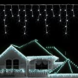 Lightcraft Dreamhouse LED Luci di Natale 8m 160 LED bianca fredda