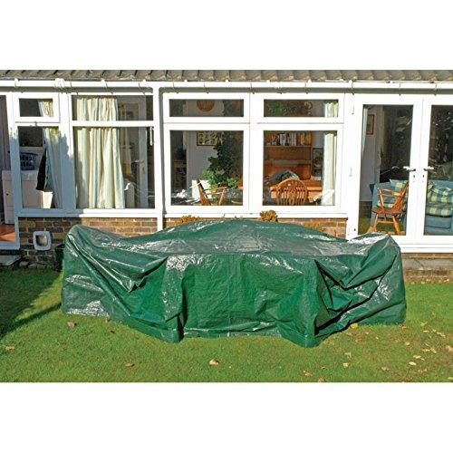 Draper 2780 mm x 2040 mm x 1060 mm Large Patio Set Cover