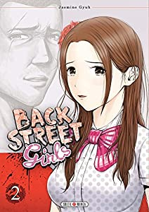 Back street girls Edition simple Tome 2