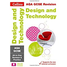 AQA GCSE Design & Technology All-in-One Revision and Practice (Collins GCSE 9-1 Revision)