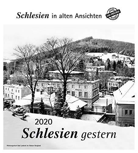Schlesien gestern 2020: Schlesien in alten Ansichten - Grafik Alter Druck