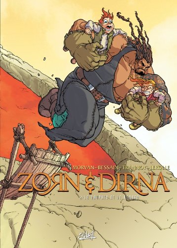 Zorn et Dirna T02: Le Dauphin et le Renard