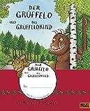 Der Grüffelo und Das Grüffelokind: Vierfarbiges Bilderbuch - Doppelband