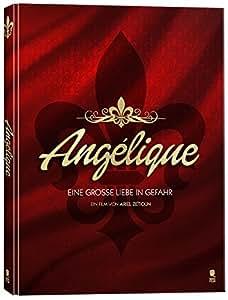 Angélique - Eine große Liebe in Gefahr (limitiertes Mediabook inkl. Leseprobe im 44 stg. Booklet, Golddruck uvm.) [DVD + Blu-ray] (exklusiv bei Amazon.de)