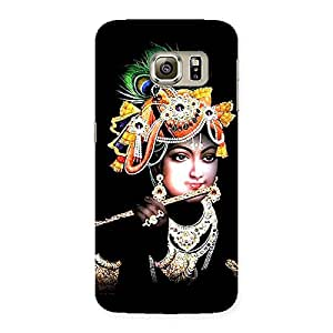 Ajay Enterprises Designer 101550 Printed Back Case Cover for Samsung Galaxy S6 Edge Plus