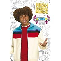 1art1® 39509 High School Musical 2 Chad-Part Poster 91 x 61 CM