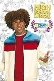 1art1® 39509 High School Musical 2 Chad-Part Poster 91 x 61 CM