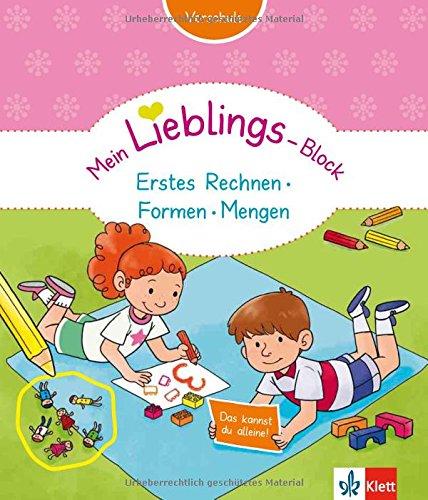 Klett Mein Lieblings-Block Erstes Rechnen, Formen, Mengen - Vorschule ab 5 Jahren. Das kan Preisvergleich