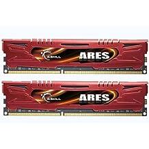G.Skill F3-1600C9D-16GAR Arbeitsspeicher 16GB (1600MHz, CL9, 2x 8GB) DDR3-RAM