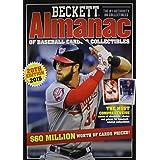 Beckett Almanac of Baseball Cards & Collectibles 2015