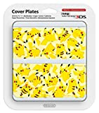 New Nintendo 3ds Cover Plates No.057 PIKACHU Only for Nintendo New 3DS Japan Import
