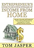 Entrepreneur's Guide to Multiple Streams of Income from Home: Become a Powerful, Self-Employed, Work at Home Entrepreneur by Learning How to Create Multiple Streams of Income