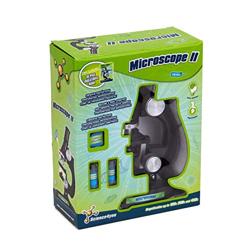 Science4you - Microscopio II - Juguete Científico