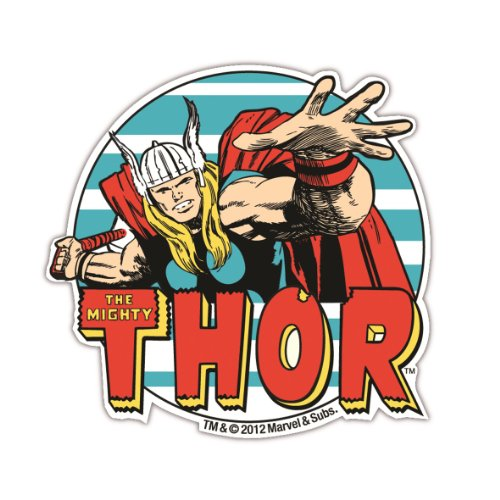 Imán nevera El Poderoso Thor   Imán refrigerador