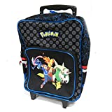 Piccolo trolley scuola 'Pokemon'multicolore nero (35x28x12 cm). - Pokemon - amazon.it