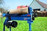 6,5 Tonnen - Scheppach Holzspalter Brennholzspalter T650 incl. Unterbau