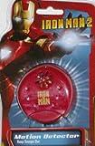 Iron Man Motion Detector Movement Snoop Alarm Detect by Sakar