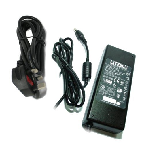 Toshiba AC Adapter/19V DC 6A 90W black **New Retail**, K000045190, K000045180, V000121090 (**New Retail**)