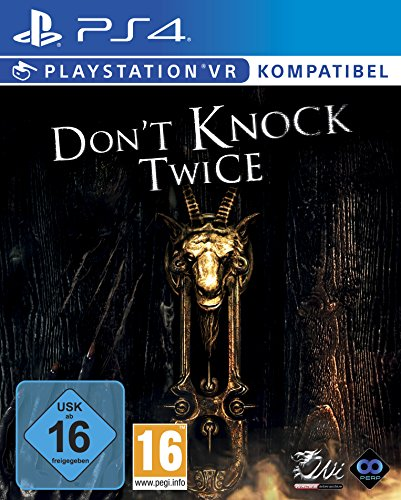 Don't knock twice, Standard - PlayStation 4 [Importación alemana]