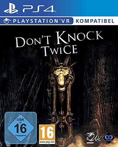 Don't knock twice, Standard - PlayStation 4 [Importación alemana]