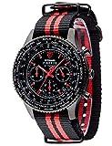 DETOMASO Herren-Armbanduhr Chronograph Quarz DT1070-D