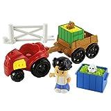 Fisher Price - Y8202 - Figurine - Tracteur et Remorque