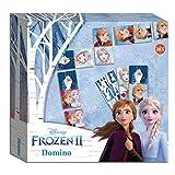 Frozen 2 Dominó 28 Piezas