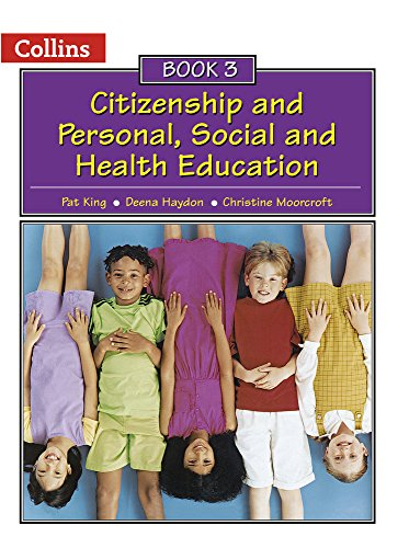 Collins Citizenship and PSHE – Book 3