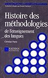 Histoire des méthodologies de l'enseignement des langues