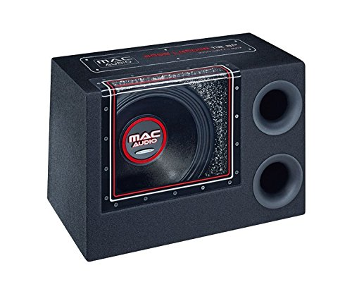 Mac Audio Bassleader 112 BP - Subwoofer de Paso de Banda (Conductor...