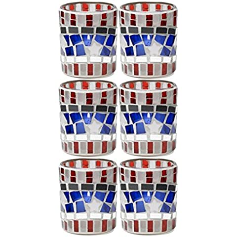 Biedermann Sons Patriotic & Porta candela votiva