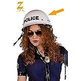 Disfrazzes - Casco de policía