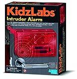 Kidz Labs - Spy Science - Intruder Alarm - Girls Boys Kids Children - World Of Imagination Set - Best Selling Birthday Present Gift Fun Toys & Games Idea Age 8+ by Little Leanerss