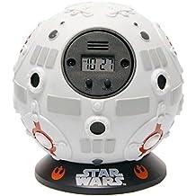 Zeon 10642 - Star Wars Reloj Jedi Despertador 12 cm