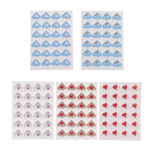 r Foto Ecken Selbstklebende Schaumstoff Sticker Buchstaben dekorativer Aufkleber zum Basteln für Kinder ()