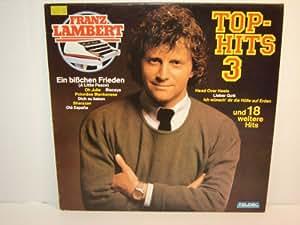 Franz Lambert - Top-Hits 1