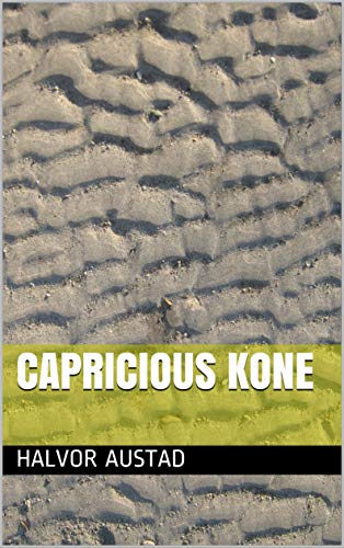 Capricious kone (Norwegian Edition)