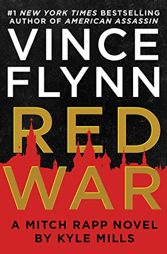Red War (A Mitch Rapp Novel Book 15) (English Edition)