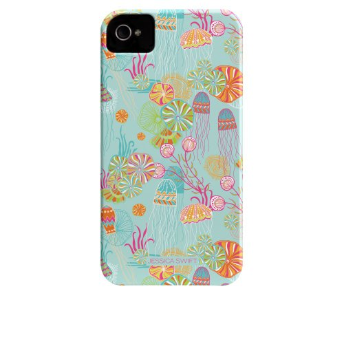 Case-Mate Jessica Swift Designer Schutzhülle für Apple iPhone 4/4S–parent ASIN Under the Sea