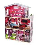 XXL Barbie Puppenhaus Residenz Luxus Malibu Barbiehaus