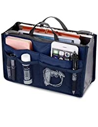 Handbag Organizer by House of Quirk Multipocket 13 Compartment Organizer